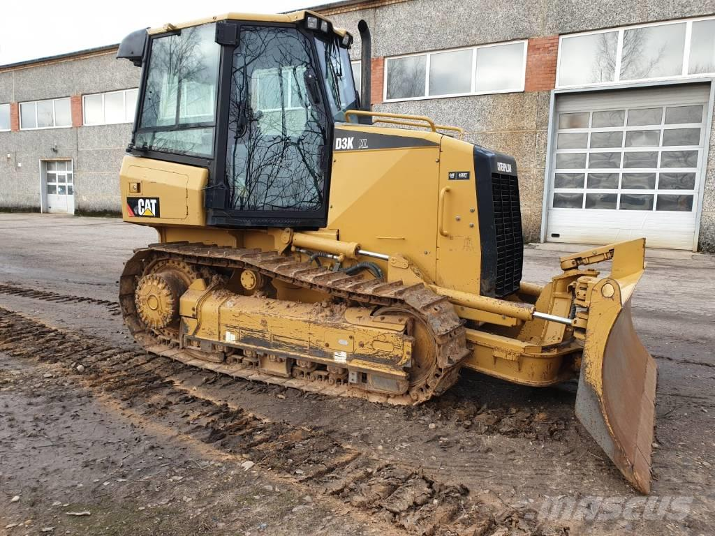 бульдозер Caterpillar D3K XL